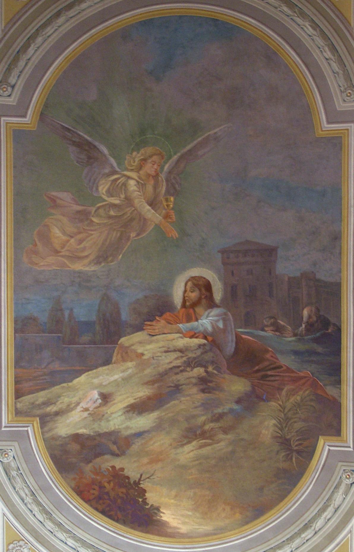 Gesù nel Getzemani
