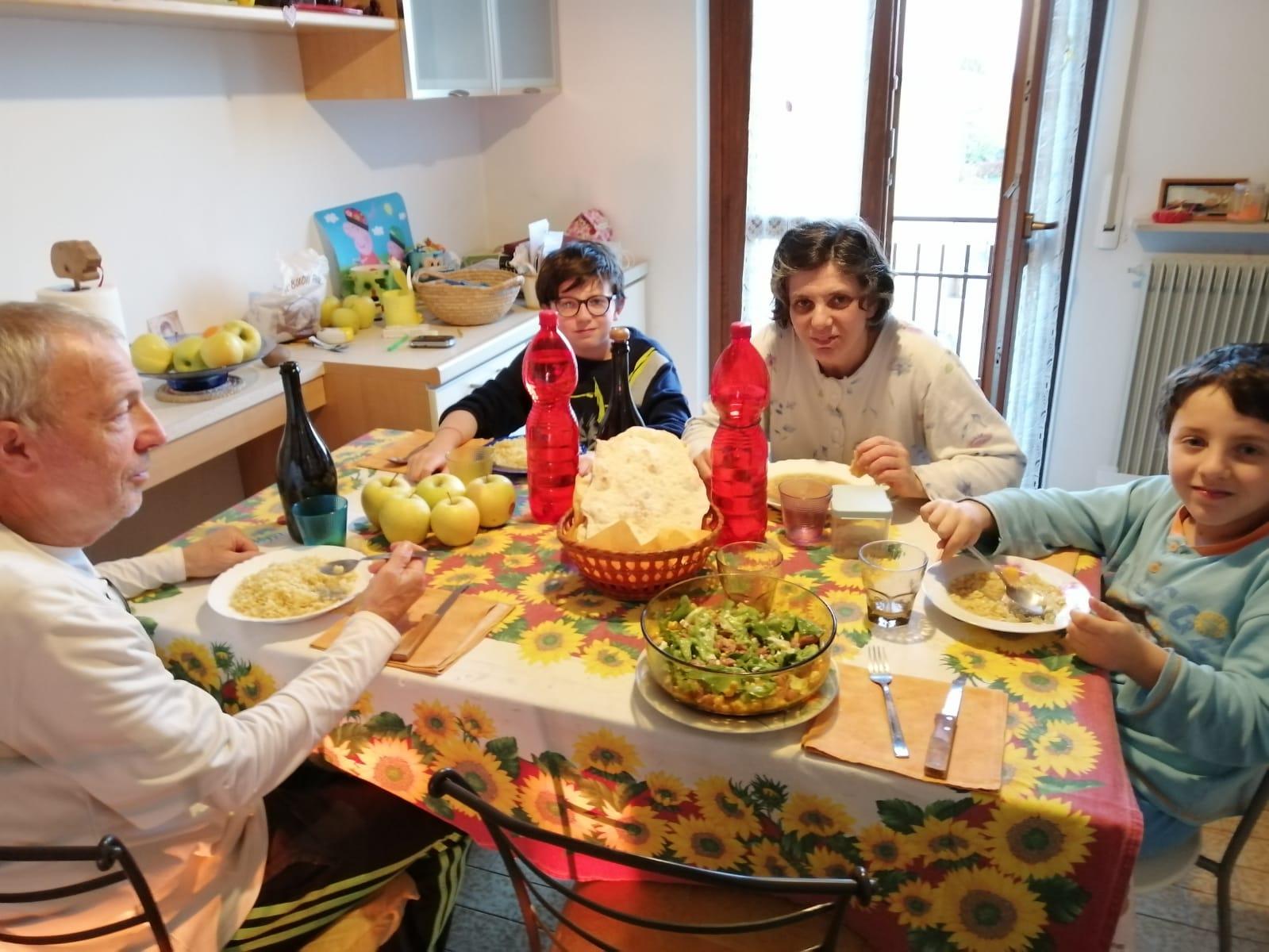 Cena pasquale ebraica 2020 (10)