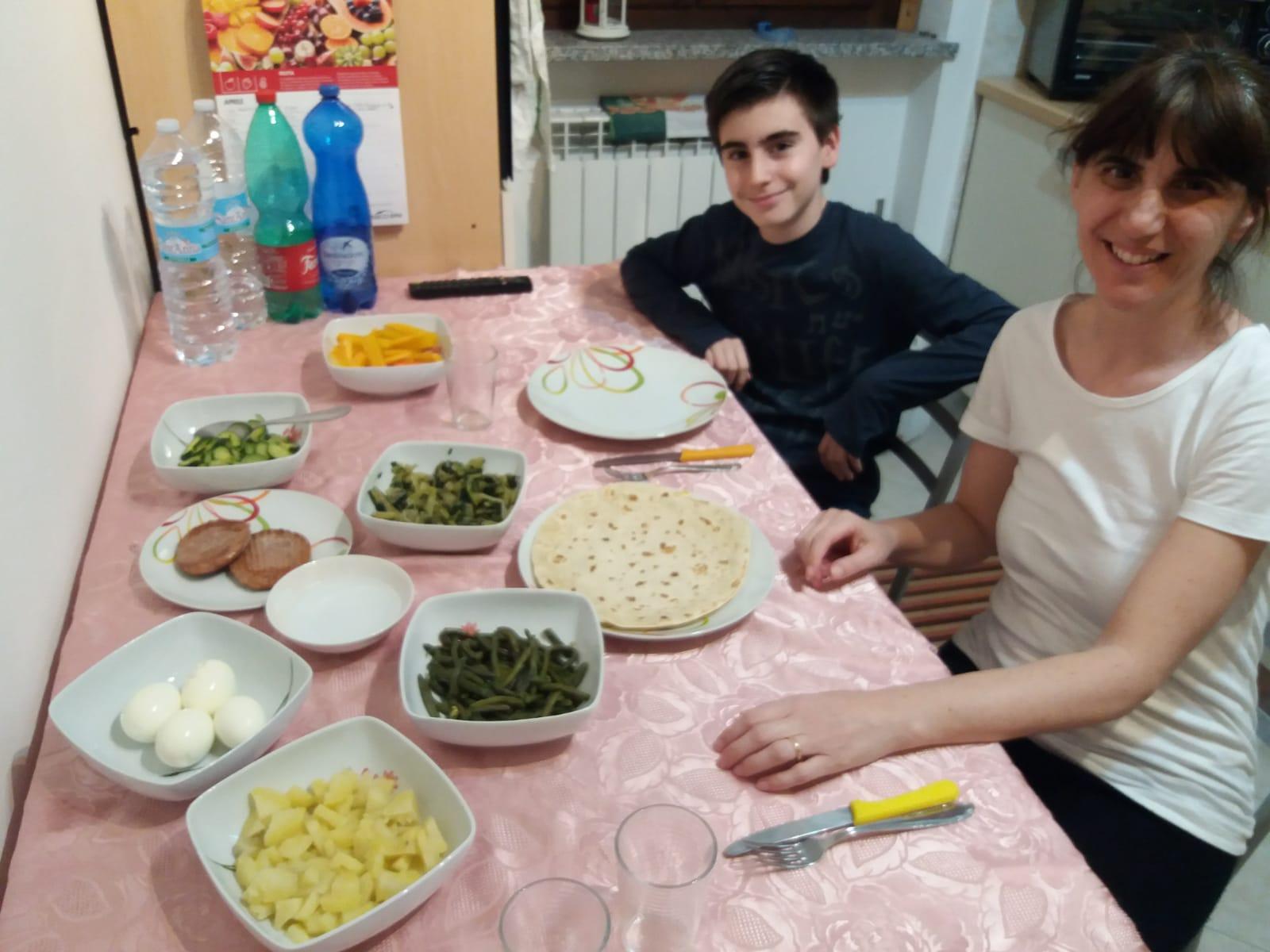 Cena pasquale ebraica 2020 (12)