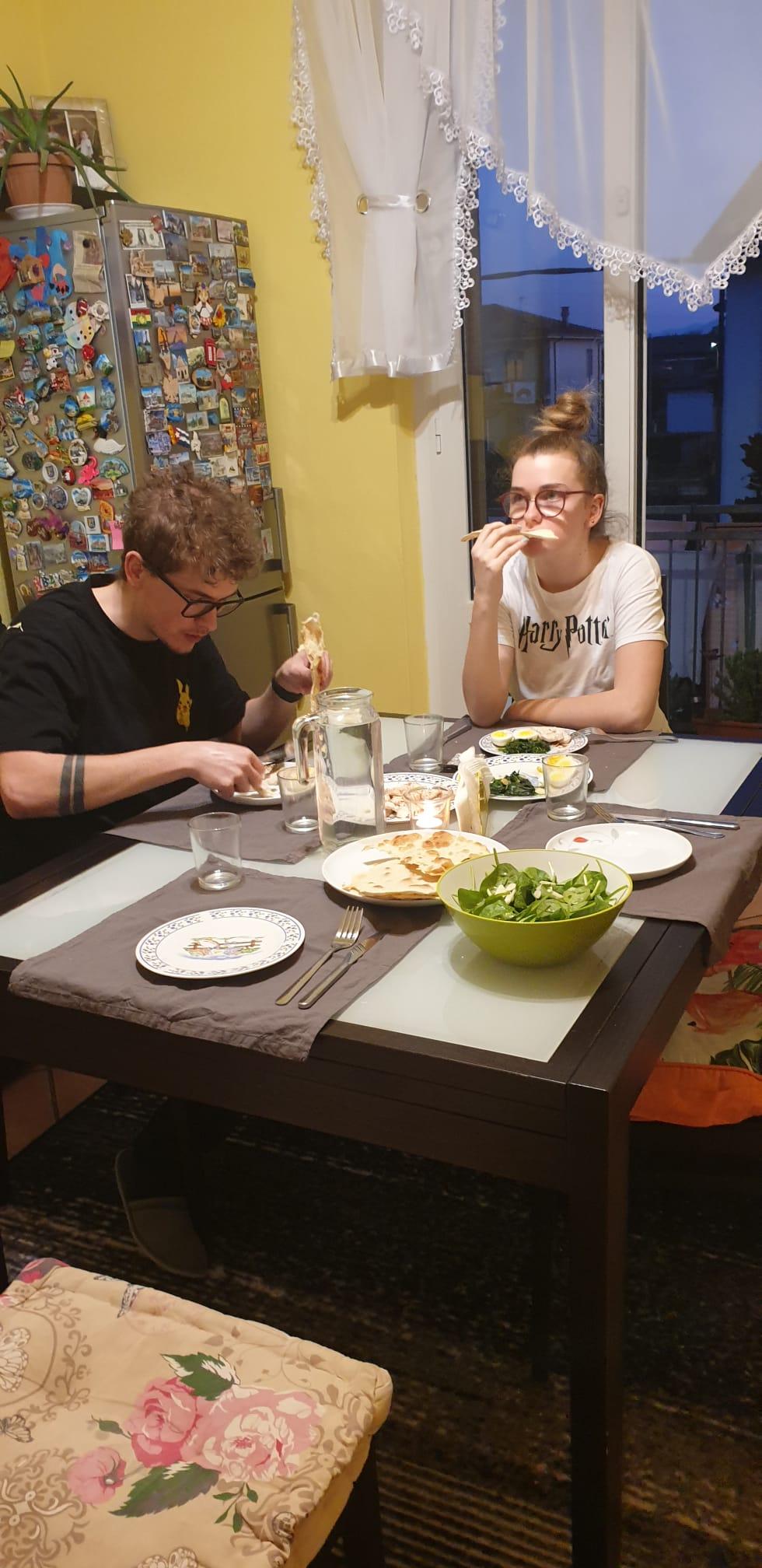 Cena pasquale ebraica 2020 (15)