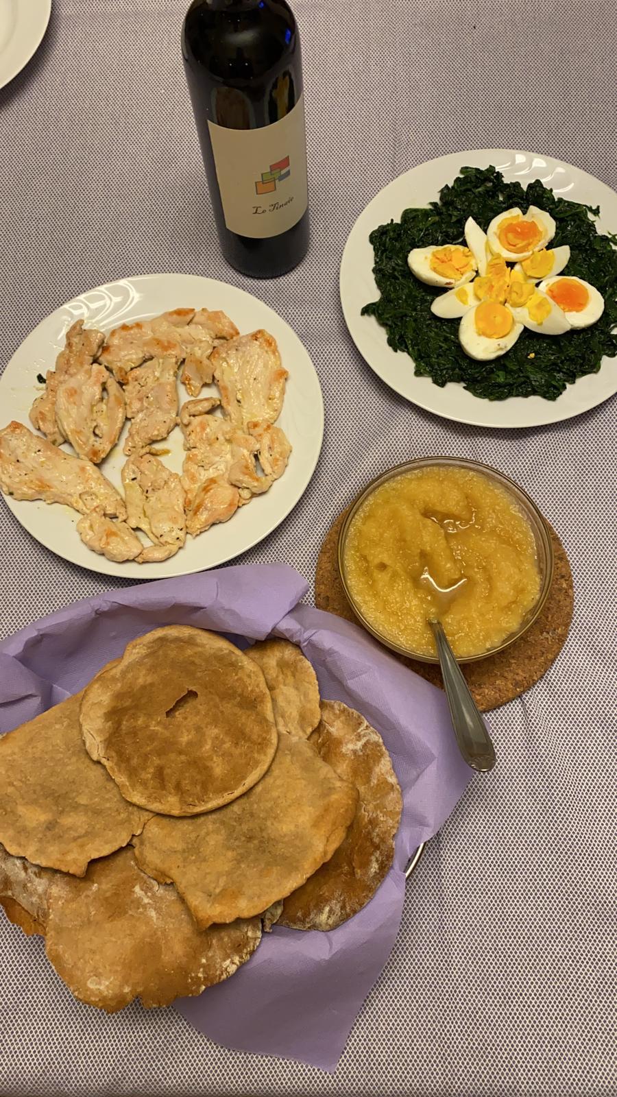 Cena pasquale ebraica 2020 (19)