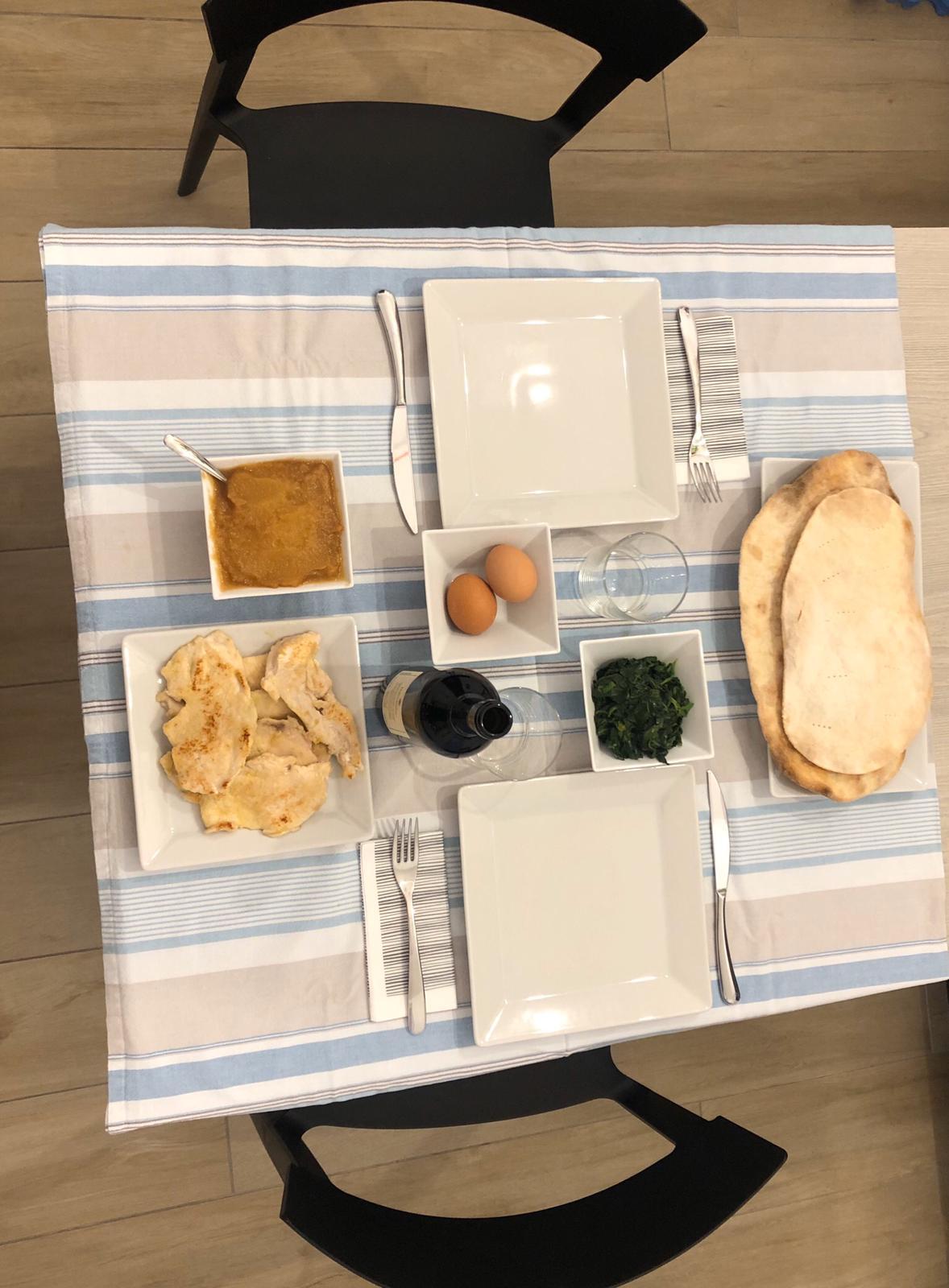Cena pasquale ebraica 2020 (6)