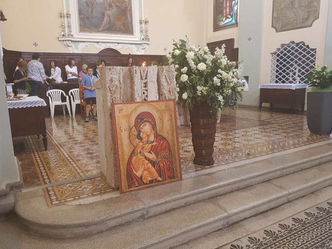 Santa Messa e Rinfresco Chiusura mese maggio 2018 (1)