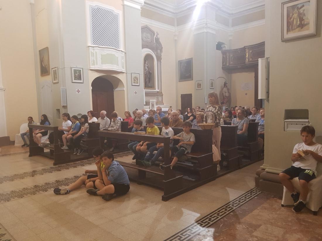 Santa Messa e Rinfresco Chiusura mese maggio 2018 (10)