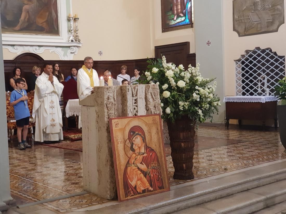 Santa Messa e Rinfresco Chiusura mese maggio 2018 (11)