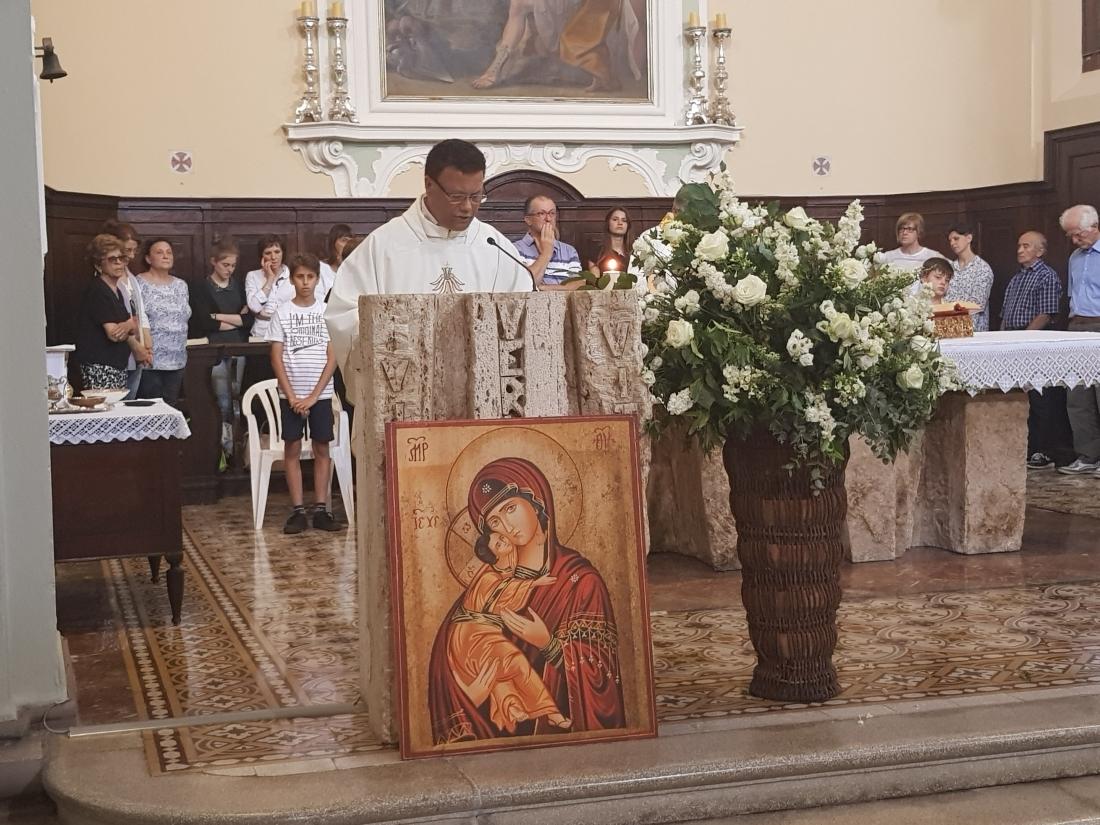 Santa Messa e Rinfresco Chiusura mese maggio 2018 (14)