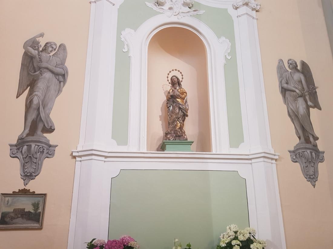 Santa Messa e Rinfresco Chiusura mese maggio 2018 (15)
