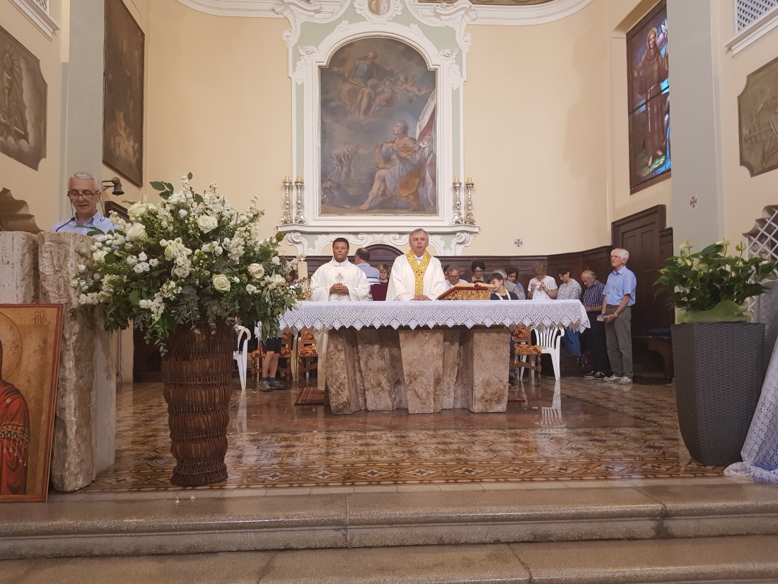 Santa Messa e Rinfresco Chiusura mese maggio 2018 (19)