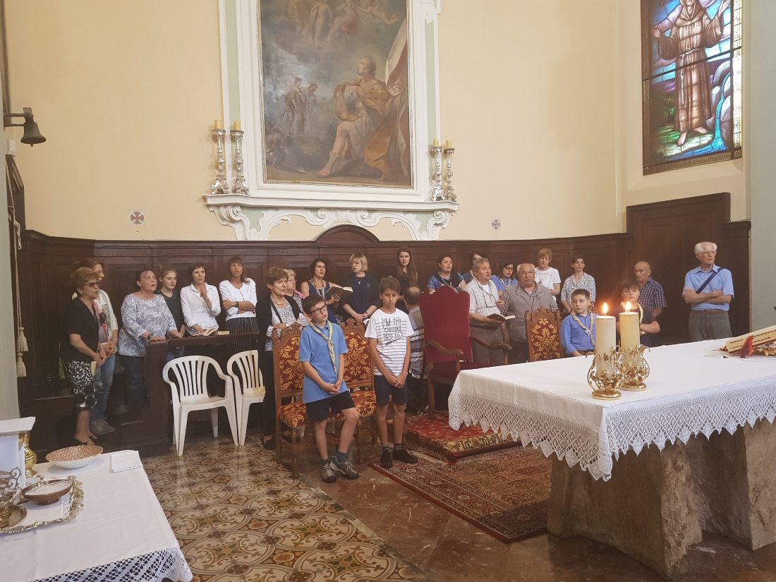 Santa Messa e Rinfresco Chiusura mese maggio 2018 (2)