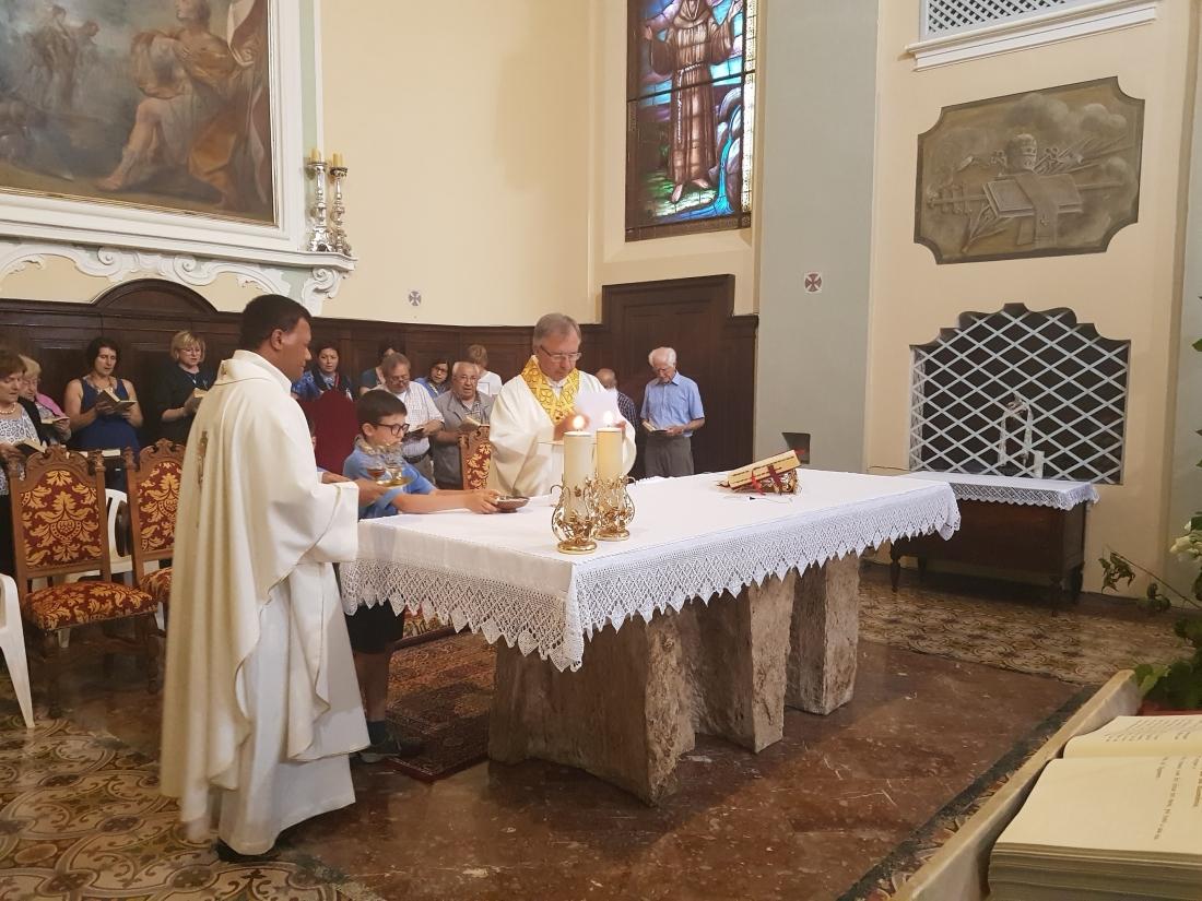 Santa Messa e Rinfresco Chiusura mese maggio 2018 (20)