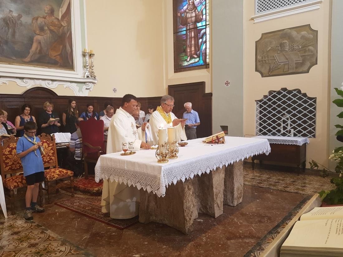 Santa Messa e Rinfresco Chiusura mese maggio 2018 (22)