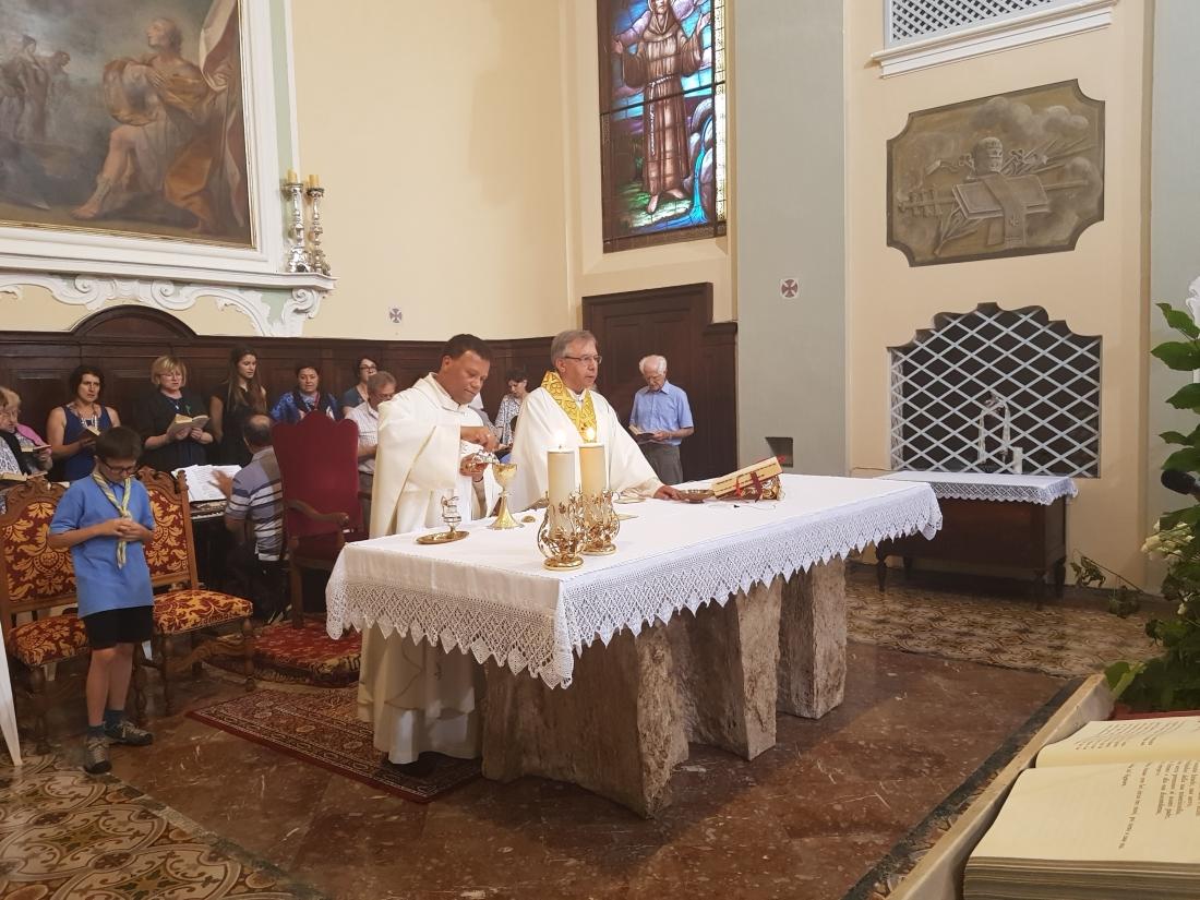 Santa Messa e Rinfresco Chiusura mese maggio 2018 (23)