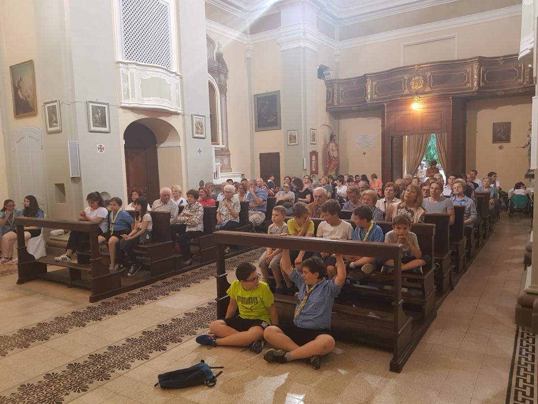 Santa Messa e Rinfresco Chiusura mese maggio 2018 (24)