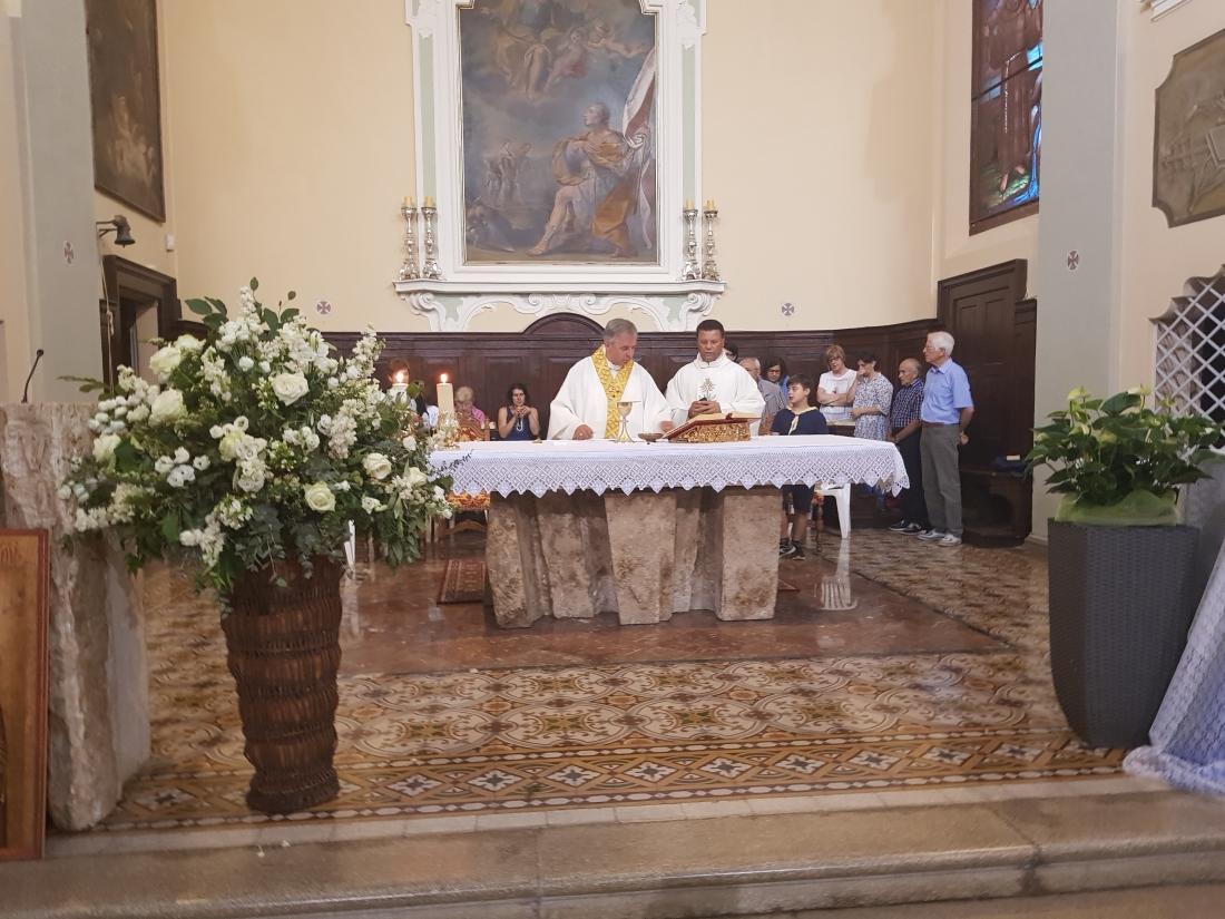 Santa Messa e Rinfresco Chiusura mese maggio 2018 (25)