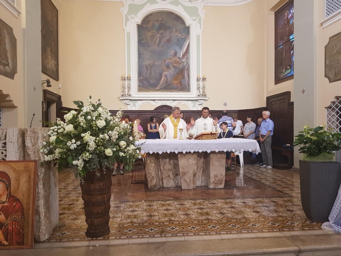 Santa Messa e Rinfresco Chiusura mese maggio 2018 (26)