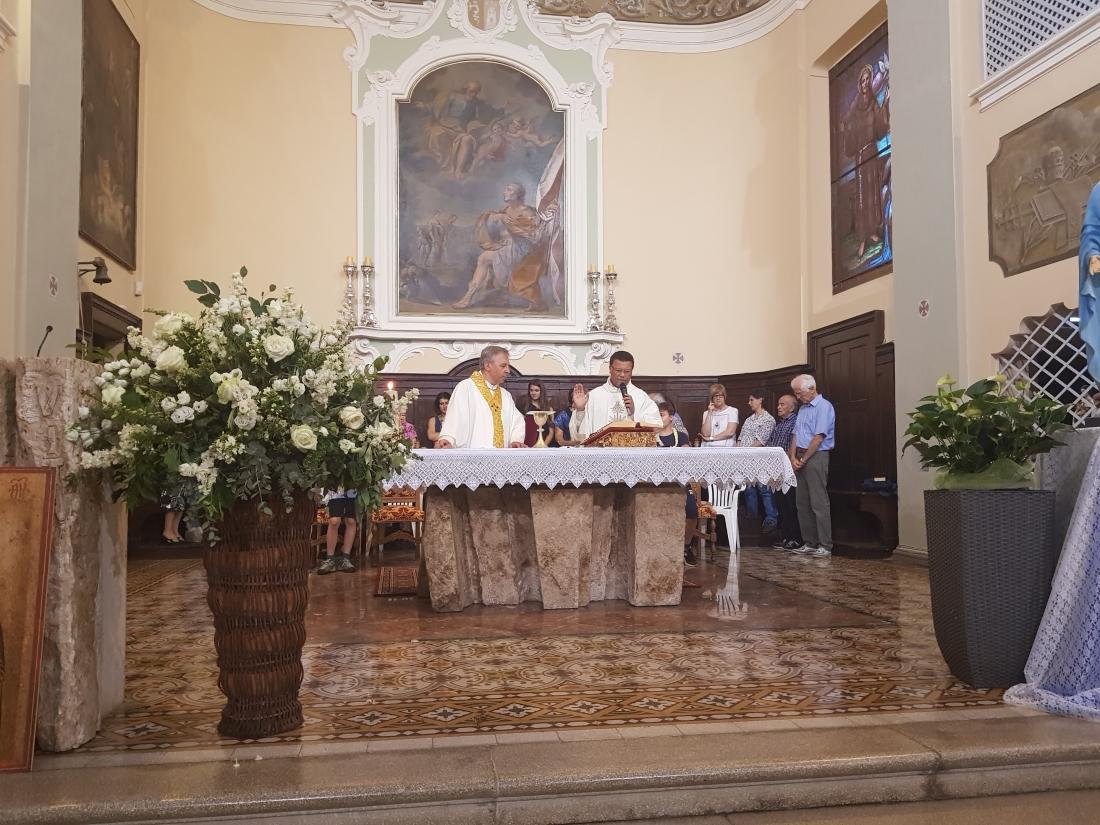 Santa Messa e Rinfresco Chiusura mese maggio 2018 (27)