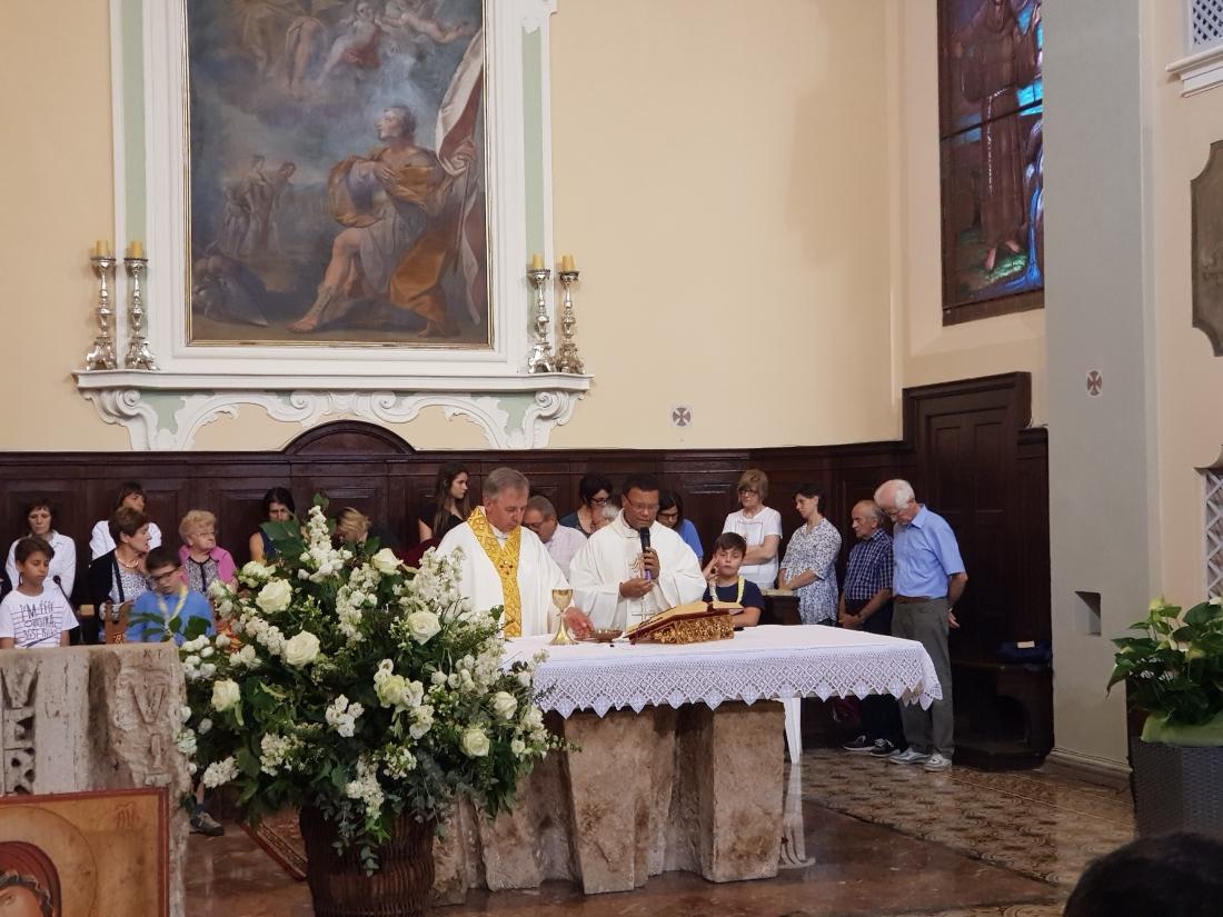 Santa Messa e Rinfresco Chiusura mese maggio 2018 (28)