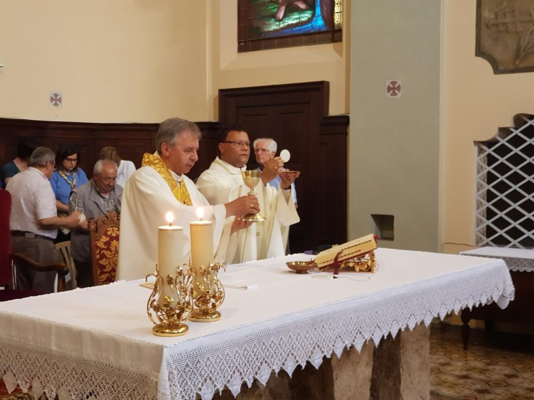 Santa Messa e Rinfresco Chiusura mese maggio 2018 (30)