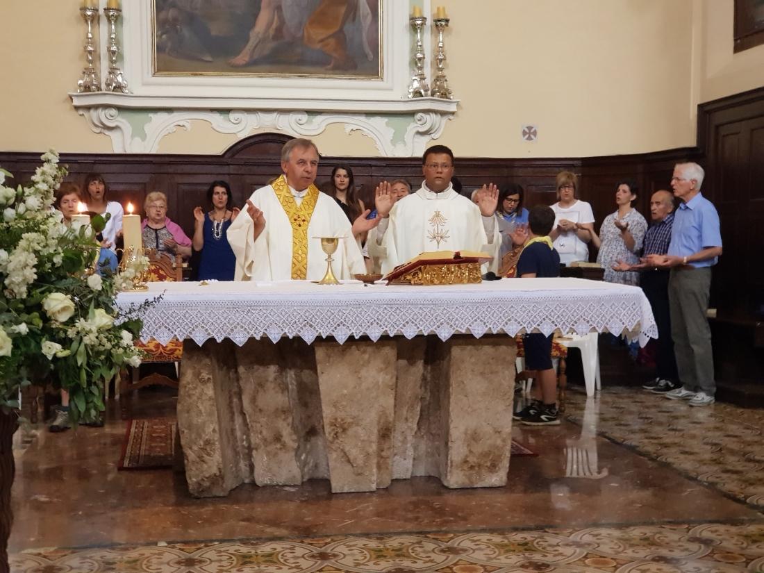 Santa Messa e Rinfresco Chiusura mese maggio 2018 (31)