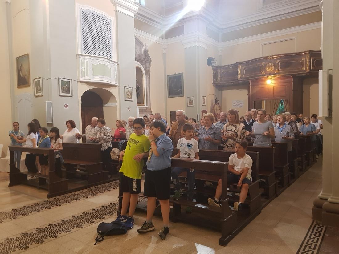 Santa Messa e Rinfresco Chiusura mese maggio 2018 (32)