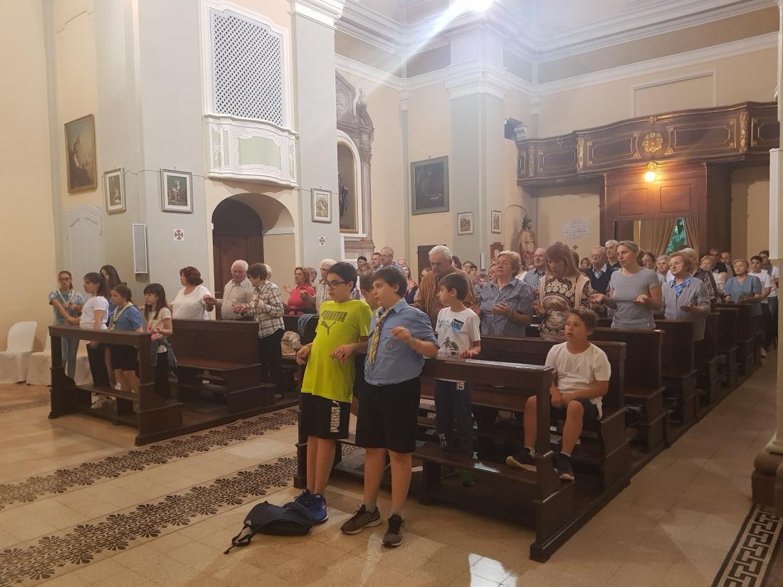 Santa Messa e Rinfresco Chiusura mese maggio 2018 (33)