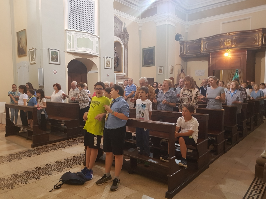 Santa Messa e Rinfresco Chiusura mese maggio 2018 (34)