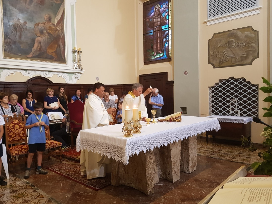 Santa Messa e Rinfresco Chiusura mese maggio 2018 (35)