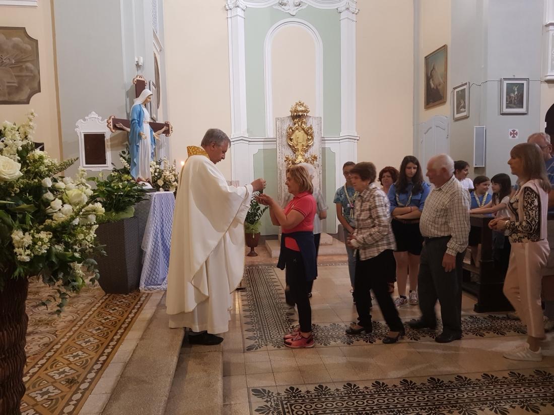 Santa Messa e Rinfresco Chiusura mese maggio 2018 (36)