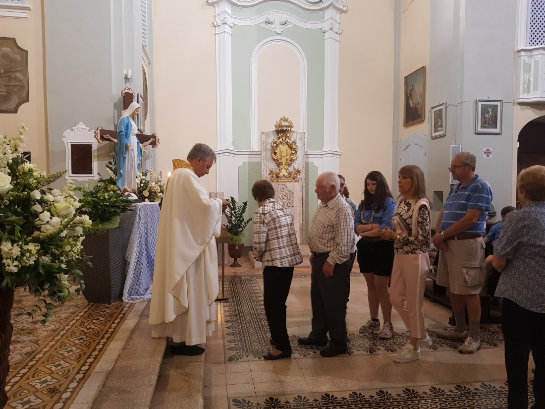 Santa Messa e Rinfresco Chiusura mese maggio 2018 (37)