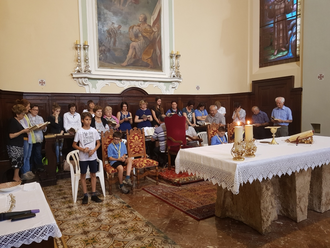 Santa Messa e Rinfresco Chiusura mese maggio 2018 (38)