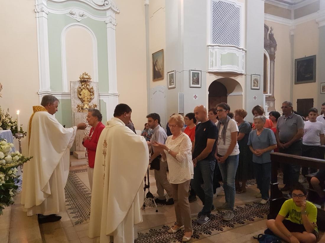 Santa Messa e Rinfresco Chiusura mese maggio 2018 (39)