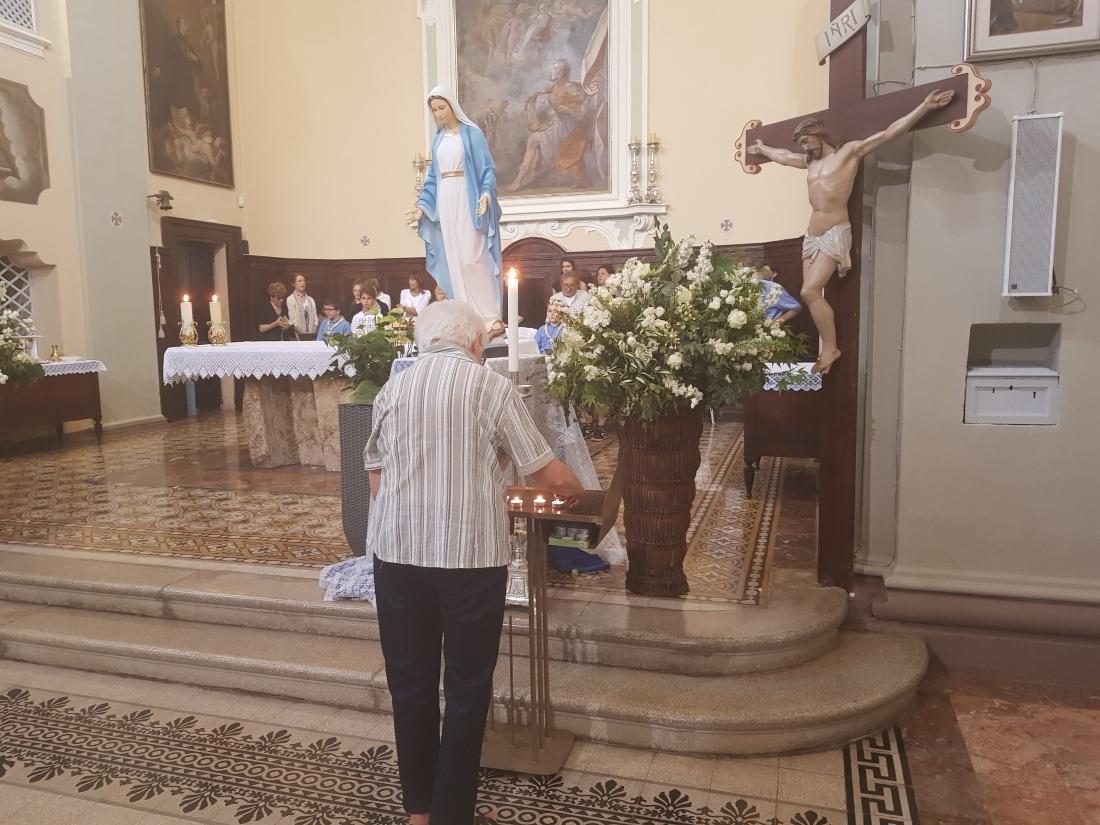 Santa Messa e Rinfresco Chiusura mese maggio 2018 (4)