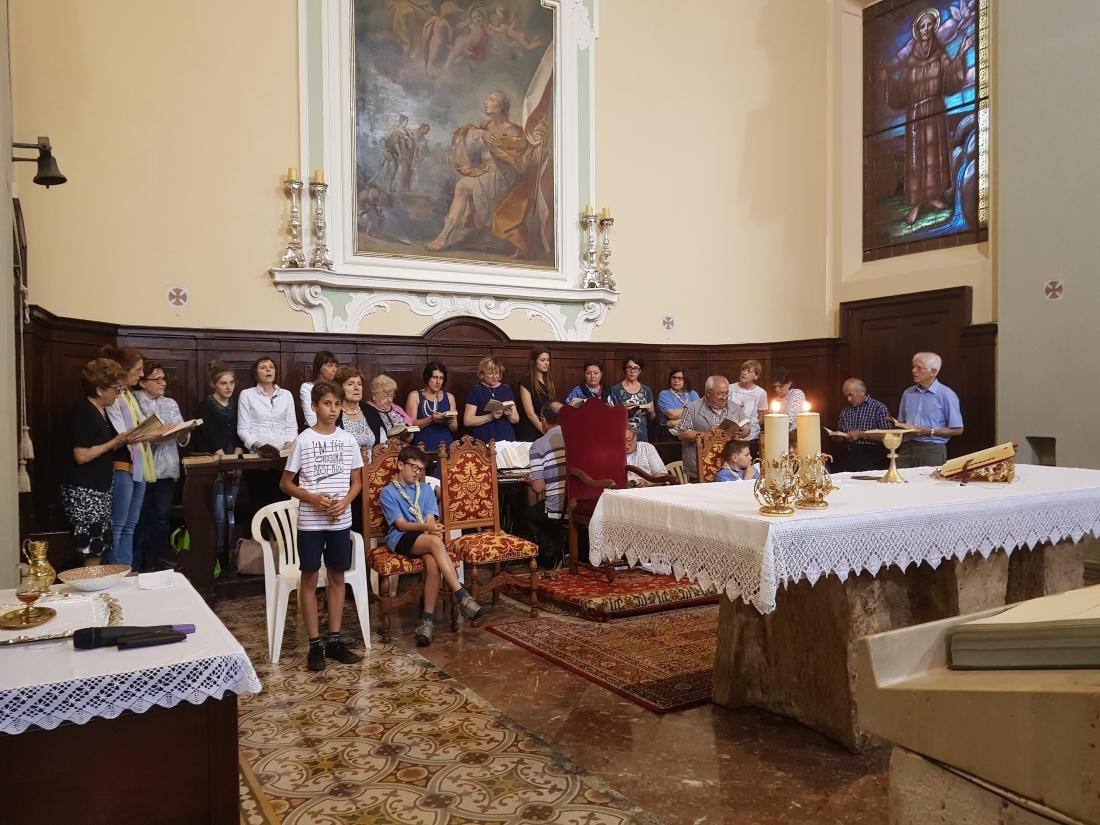 Santa Messa e Rinfresco Chiusura mese maggio 2018 (40)