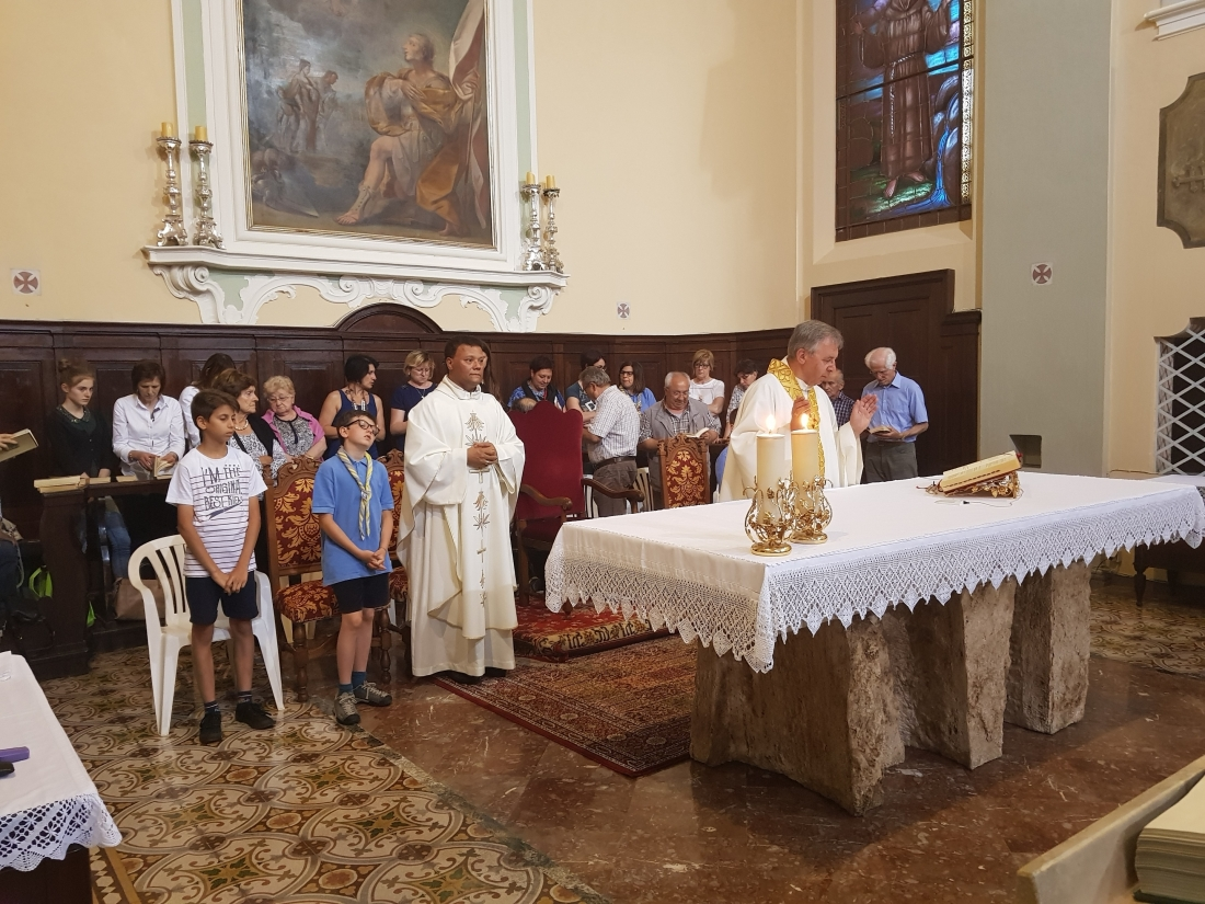 Santa Messa e Rinfresco Chiusura mese maggio 2018 (41)