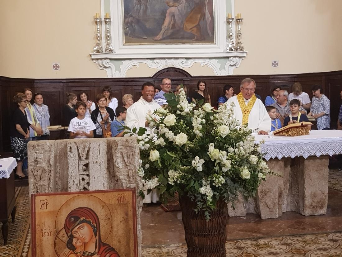 Santa Messa e Rinfresco Chiusura mese maggio 2018 (44)