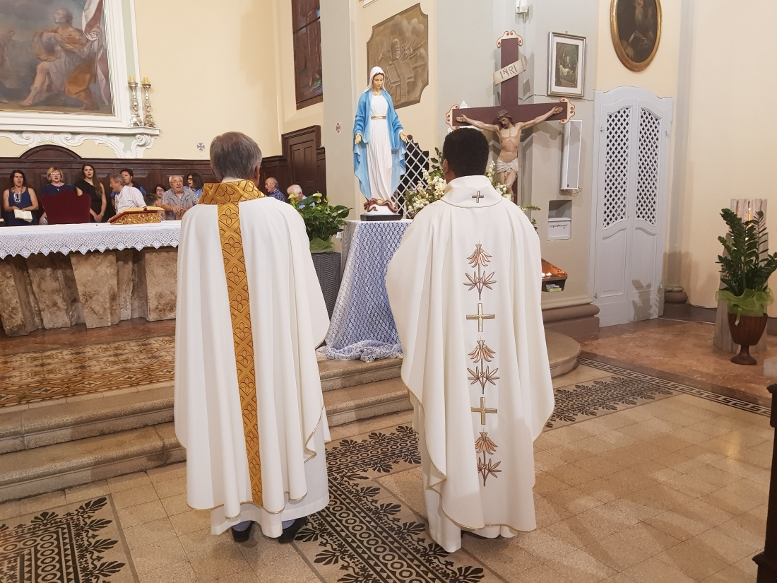 Santa Messa e Rinfresco Chiusura mese maggio 2018 (46)