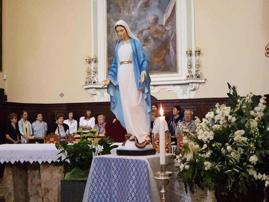 Santa Messa e Rinfresco Chiusura mese maggio 2018 (48)