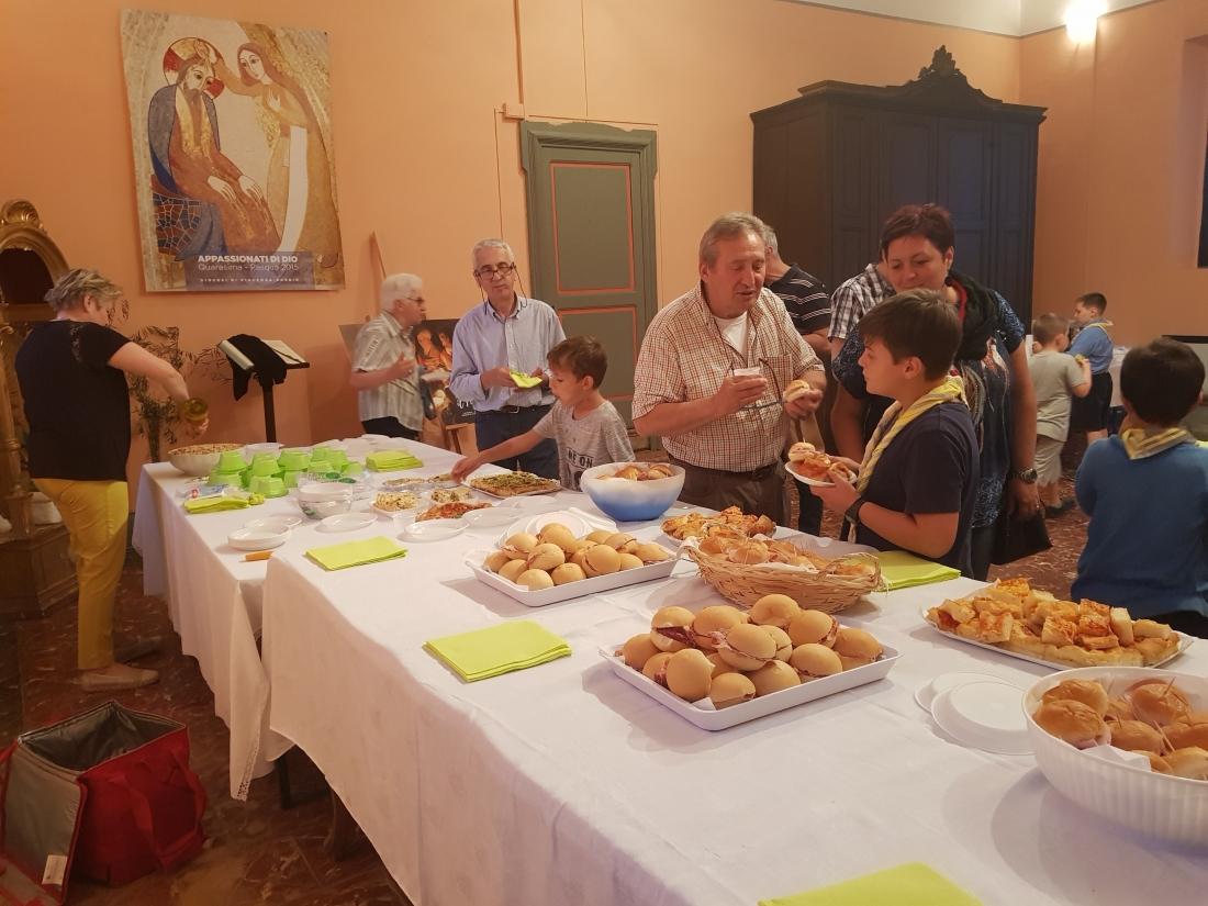 Santa Messa e Rinfresco Chiusura mese maggio 2018 (49)