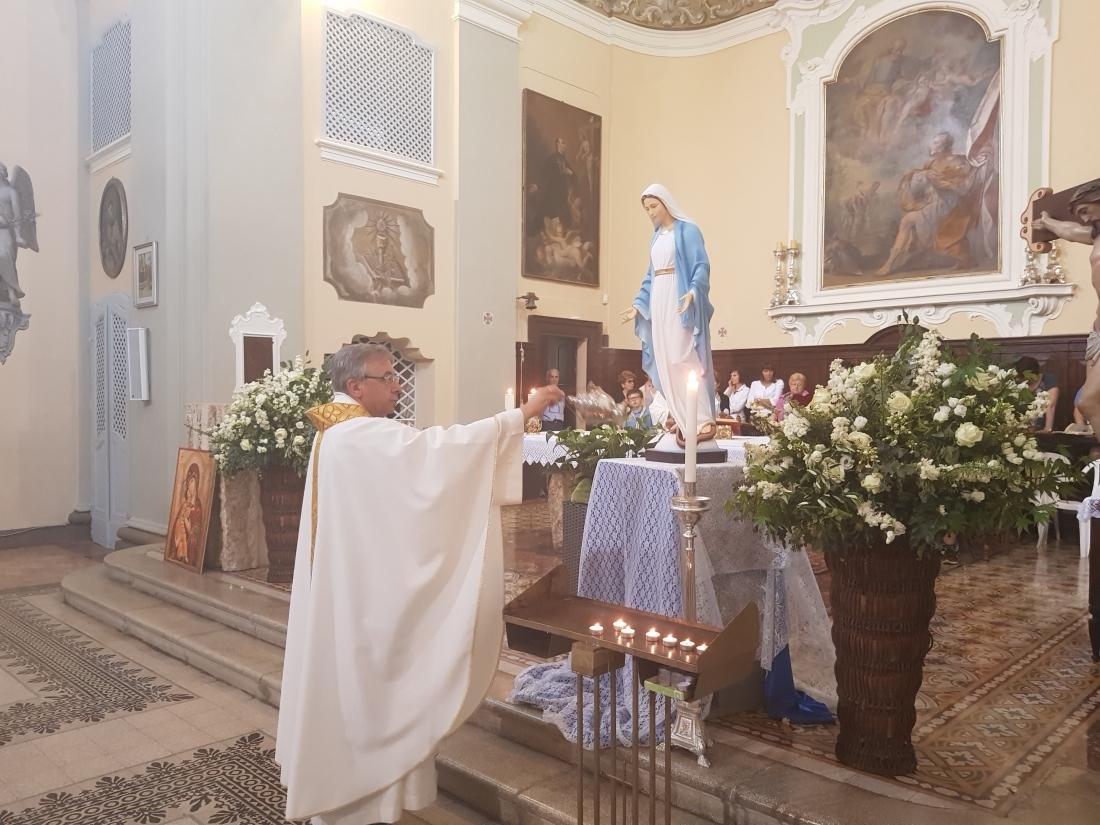Santa Messa e Rinfresco Chiusura mese maggio 2018 (5)