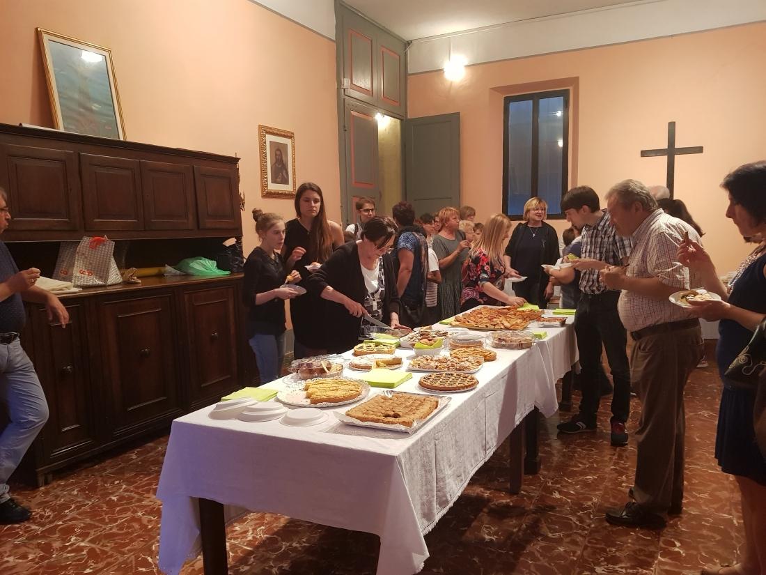 Santa Messa e Rinfresco Chiusura mese maggio 2018 (50)