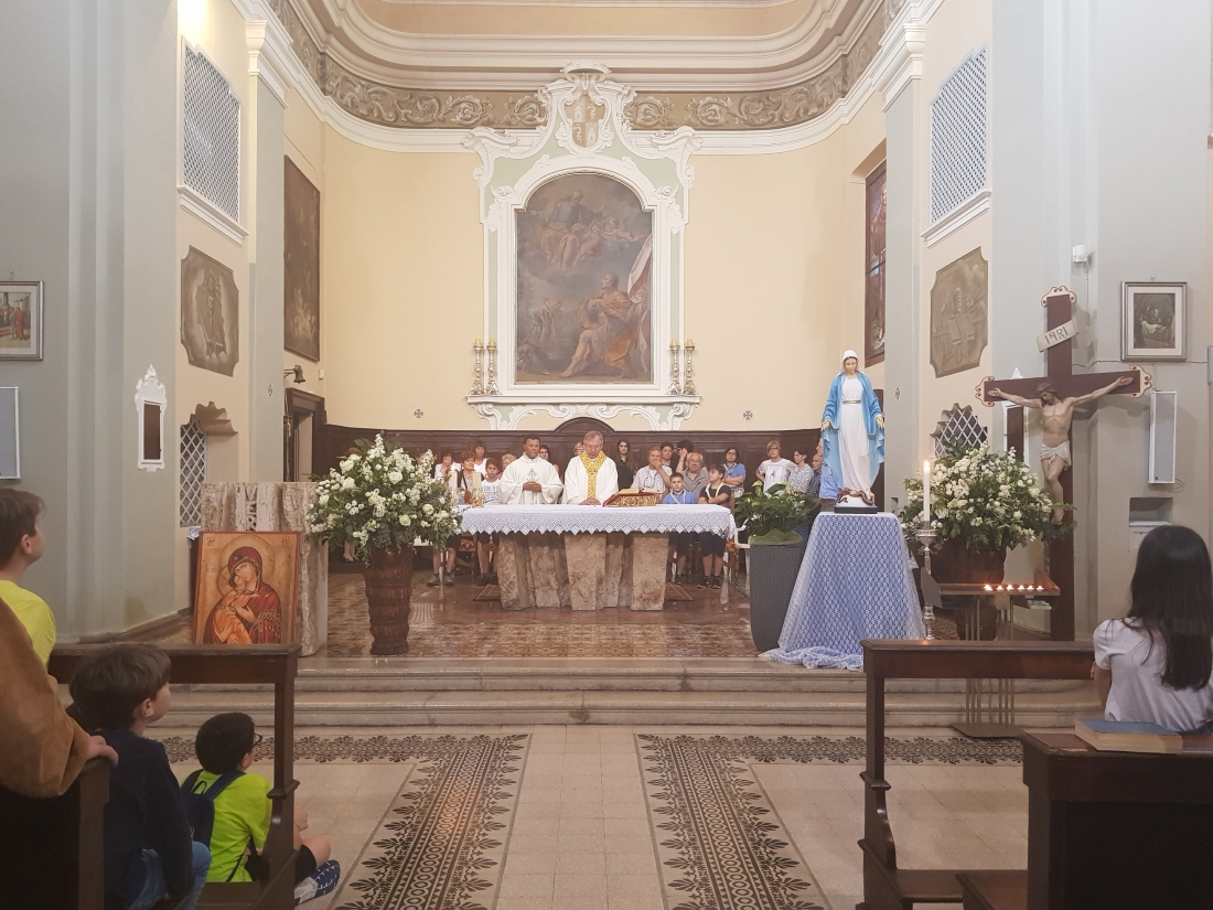 Santa Messa e Rinfresco Chiusura mese maggio 2018 (6)