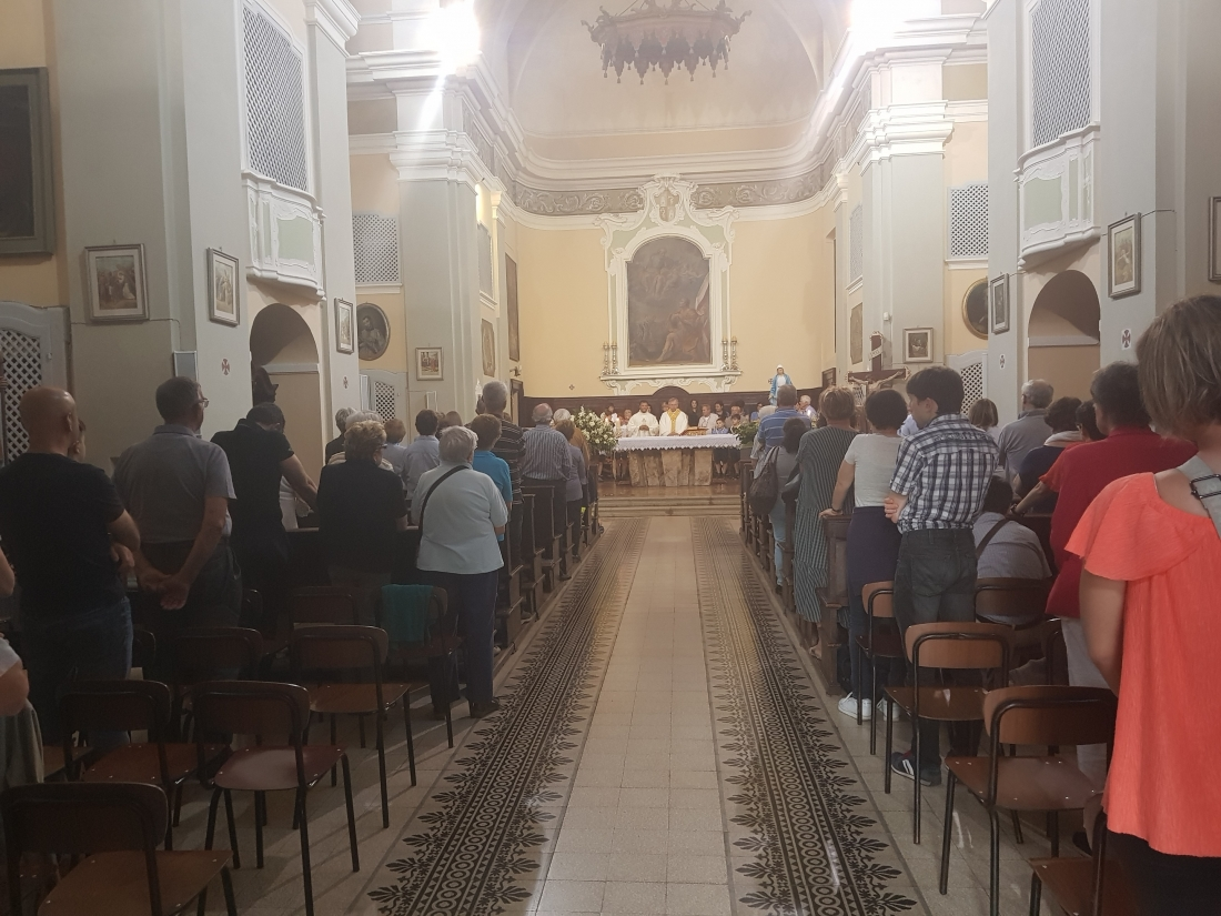 Santa Messa e Rinfresco Chiusura mese maggio 2018 (7)
