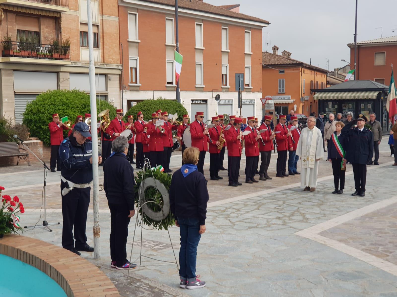 Commemorazione Liberazione 25 Aprile 2019 (80)