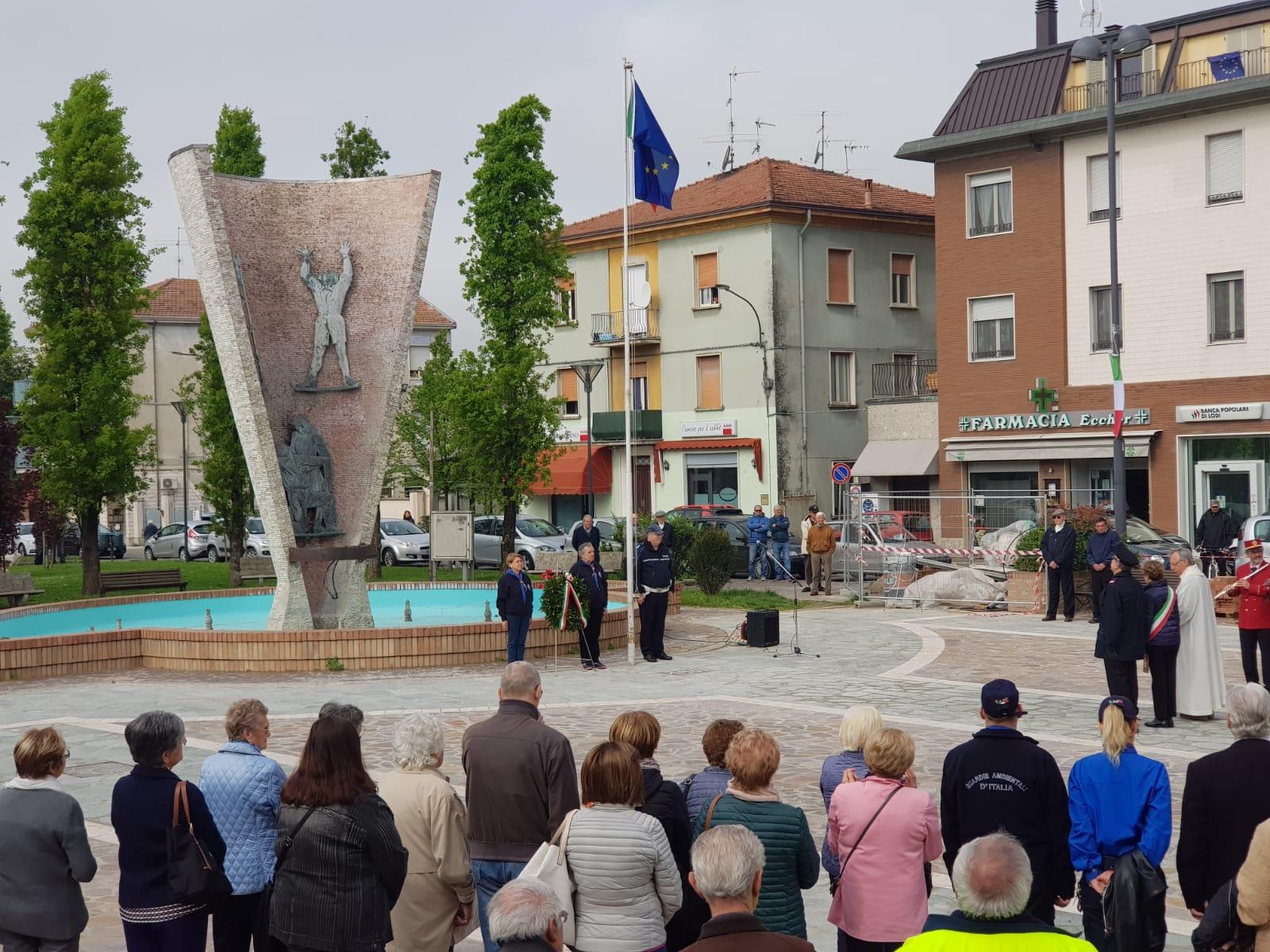 Commemorazione Liberazione 25 Aprile 2019 (84)