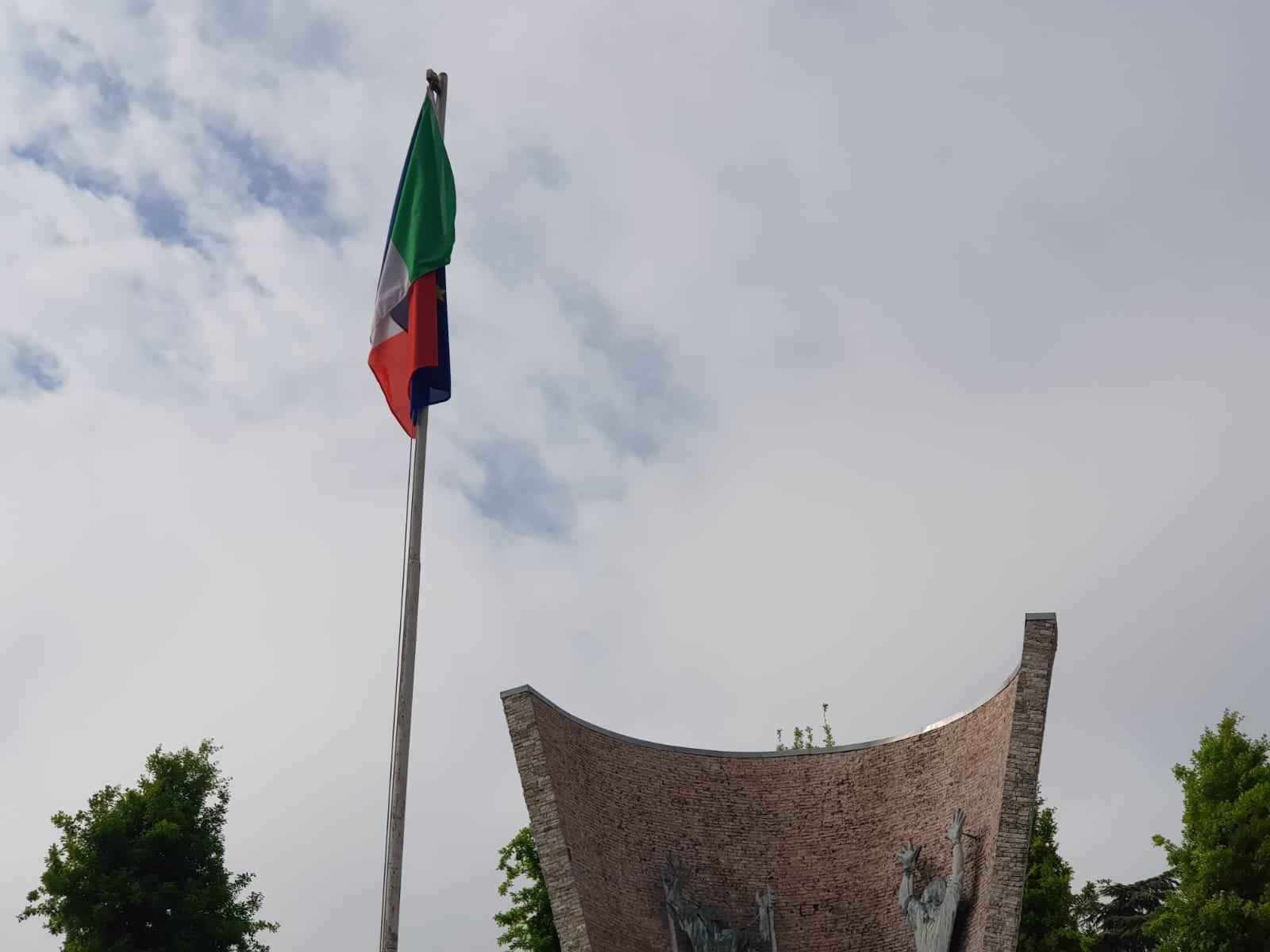 Commemorazione Liberazione 25 Aprile 2019 (90)