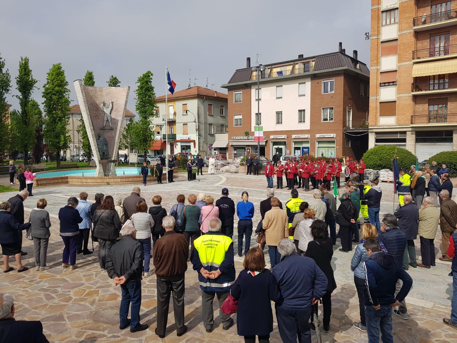 Commemorazione Liberazione 25 Aprile 2019 (93)