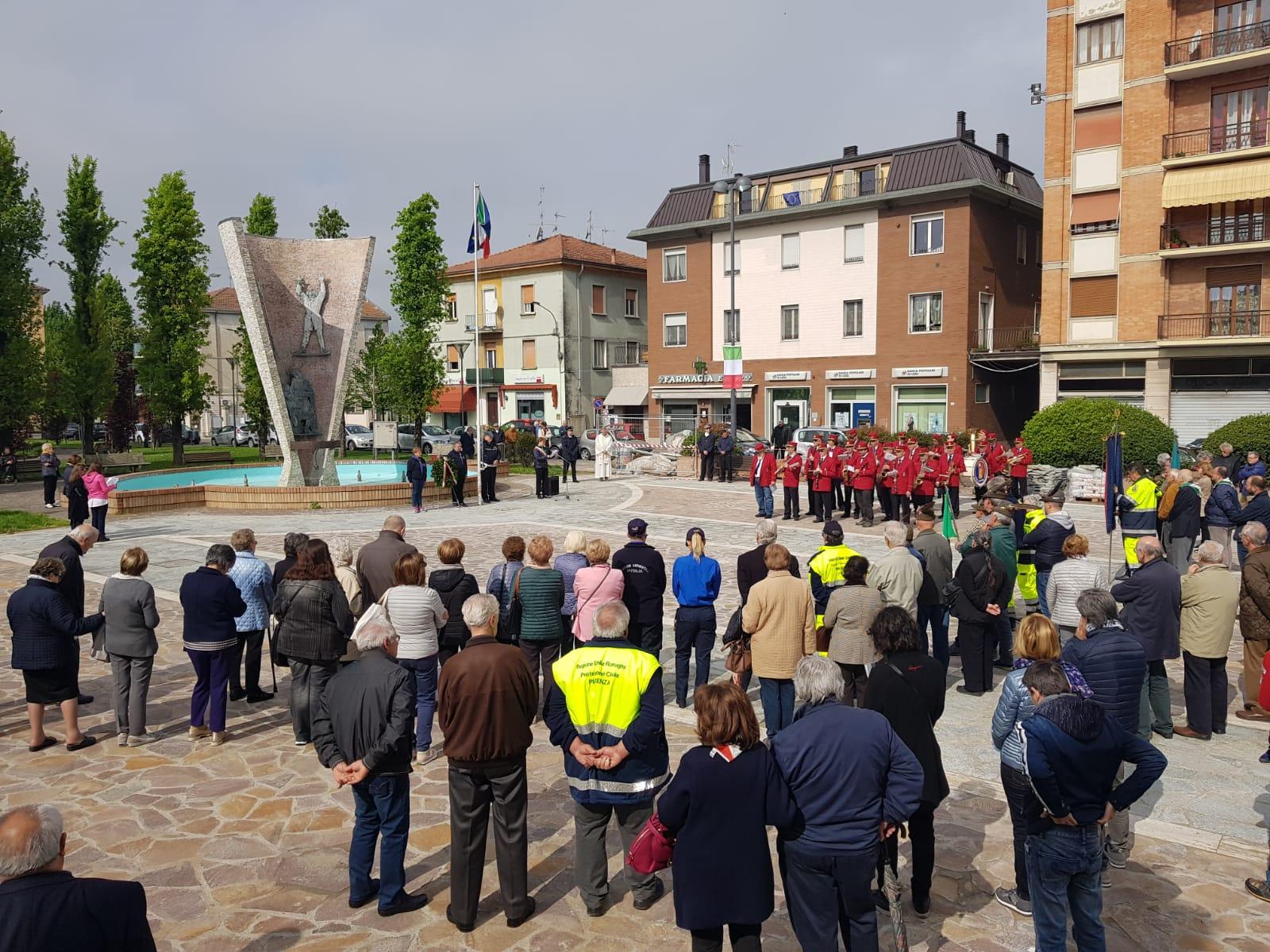 Commemorazione Liberazione 25 Aprile 2019 (95)