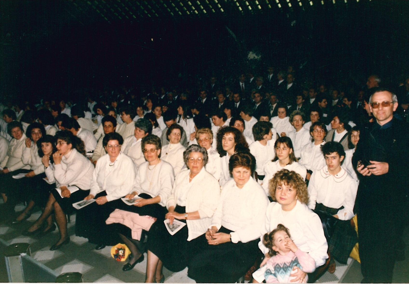 Trasferta a Roma 1988 0