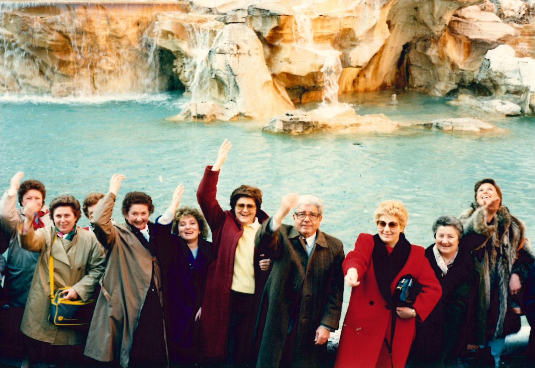 Trasferta a Roma 1988 2