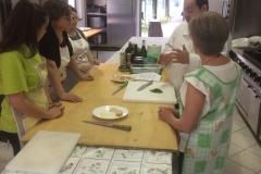 Scuola Cucina prima lezione (1)